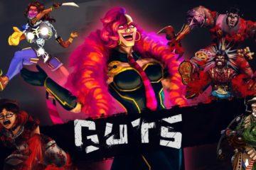 Guts Game – un jeu vidéo médical