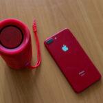 enceintes Bluetooth connecté avec téléphone